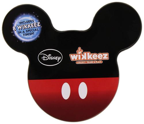 Disney Wikkeez Collectable Figures Tin