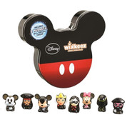 Disney Wikkeez Collectable Figures Tin