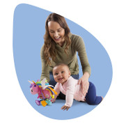 Lamaze Play & Grow Unicorn Tilly Twinklewings