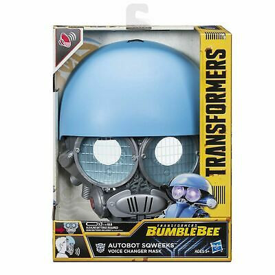 Transformers Voice Changer Mask - Autobot Sqweeks