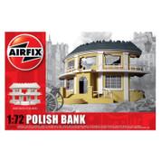 Airfix 1:72 Scale Polish Bank Model Kit