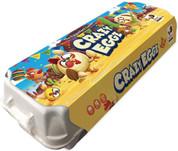 Crazy Eggz - The Eggzellent Game