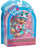 Teenie Tiny Toes Interactive Doll (Styles May Vary-One Supplied)