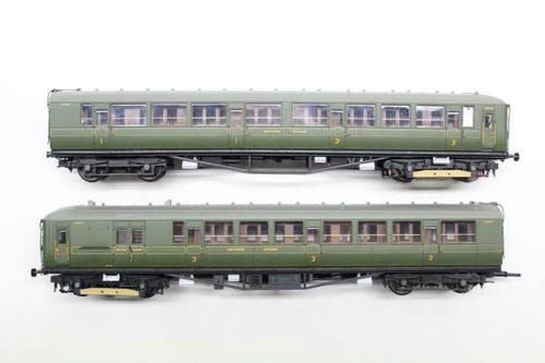 Hornby R3161 Southern Railways 2-Bil Train Pack DCC Ready 1:76