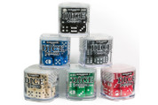 Games Workshop - Warhammer - 20 dices 6 side Pack - 1x Colour Chosen At Random
