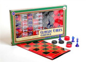 3 in 1 Classic Games Collection Chess Backgammon Draughts