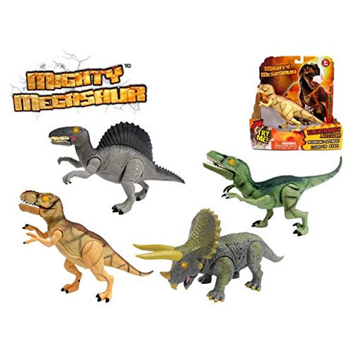 Mighty Megasaur Lights and Sounds Dinosaurs – Styles Vary