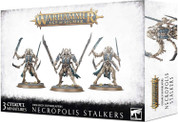 Games Workshop - Age of Sigmar: Ossiarch Bonereapers Necropolis Stalkers