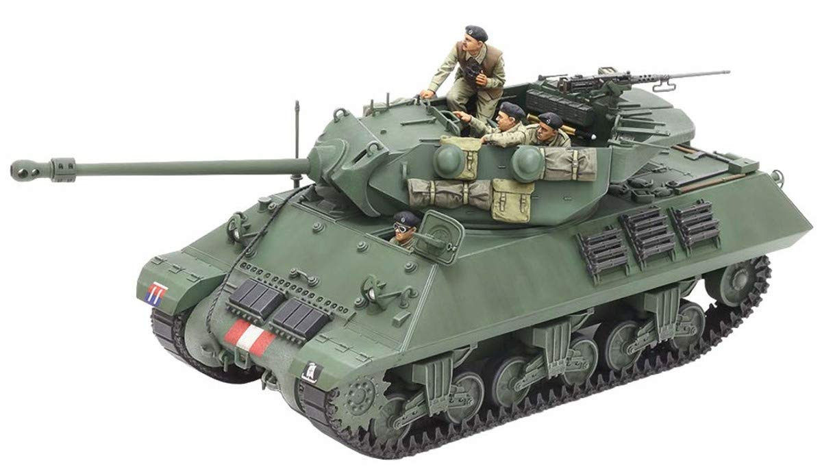 Tamiya 35366 1:35 British M10 IIC Achilles Plastic Model Kit