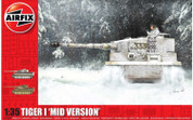 Airfix A1359 Tiger-1 Mid Version Military vehicle - 1:35 Scale