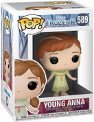 Funko POP Disney: Frozen 2 - Young Anna   Collectible Figure