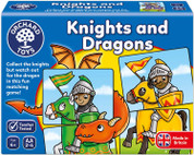 Orchard Toys Knights & Dragons Game