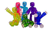 Stikbot Single Figure Pack - 1 Supplied