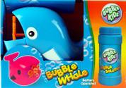 Whale Shape Bubble Machine With Bubble Liquid