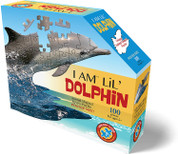 Madd Capp I Am Lil' Dolphin 100 Piece Jigsaw Puzzle