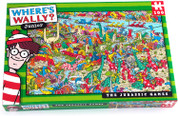 Where'S Wally Junior 100 Piece Jurassic  Jigsaw Puzzle