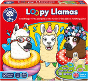 Orchard Loopy Llamas Game