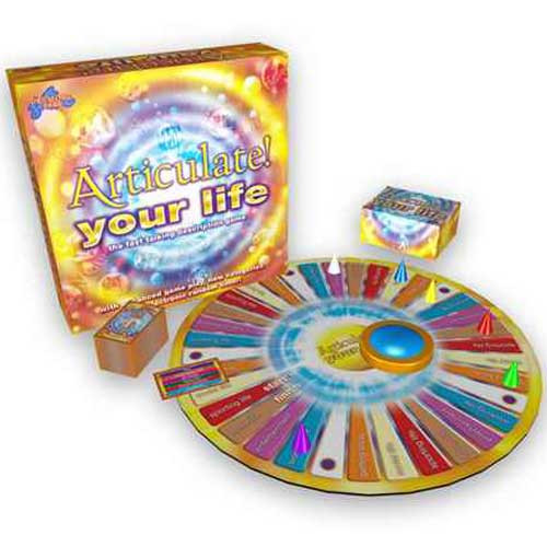 Drummond Park Articulate! Your Life Game