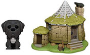 Funko 44230 Harry Potter Hagrid'S Hut W/ Fang Collectible Figure