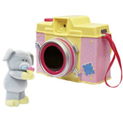Tatty Teddy My Blue Nose Friends Truffles Camera Cafe Play Set