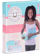 Great British Sewing Bee: Phone/Tablet Case Kit - Kids Sewing Project