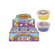 12 Packs of Bouncing Putty