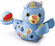 VTech Popping Surprise Seal - Baby Music Toy for Sensory Play