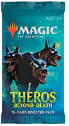 Magic The Gathering - Theros Beyond Death Booster Pack (One Supplied)