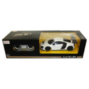 Rastar Audi R8 LMS 1/24 RC Car White