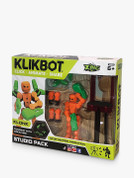 Klikbot Studio Klonk Action Playset
