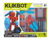 Klikbot Studio Thud Action Playset