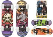 "Mini Complete Beginner Skateboard (16"") - Assorted Styles, 1 Supplied"