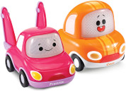 Vtech Toot-Toot Cory Carson Duo Mini Vehicle Pack - Cory & Frannie