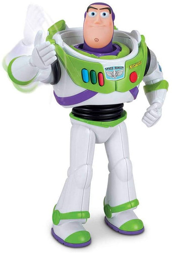 Disney Official Toy Story 4 Karate Buzz Action Figure - 30 cm
