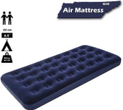 "Bestway 75""x54""x8.5"" Flocked Air Bed/Double"