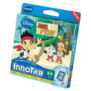 VTech Innotab Learning Cartridge Jake And The Neverland Pirates