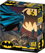 DC Comics Batman - Prime 3D Effect 500 Piece Jigsaw Puzzle