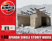 Airfix A75010 Afghan Single Storey House 1:48 Model Kit