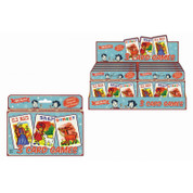 12 Packs of Retro Playing Cards In Display Box