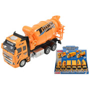 Tranzmasters Die Cast Pull Back Construction Vehicle (One at Random)