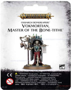 Games Workshop - Age of Sigmar - Vokmortian Master of The Bone-Tithe