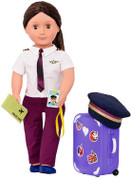 Our Generation Kaihily Pilot Doll