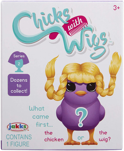 Chicks with Wigs (One Supplied)