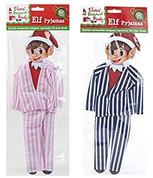 Elves Behavin' Badly - Christmas Elf Pyjamas Dress Up - 1 At Random