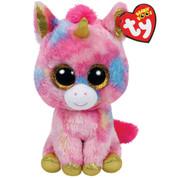 "Ty Beanie Boo 6"" Plush Fantasia the Unicorn"
