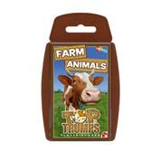 Farm Animals Top Trumps Card Game