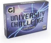 University Challenge TV Quiz Card Game