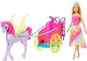 Barbie Dreamtopia Princess, Pegasus & Chariot