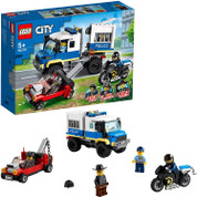 LEGO 60276 City Police Prisoner Transport