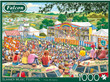 Falcon Deluxe Summer Music Festival 1000 Peice Jigsaw Puzzle